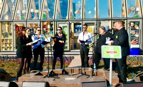 grupo musical allart moscu 2017